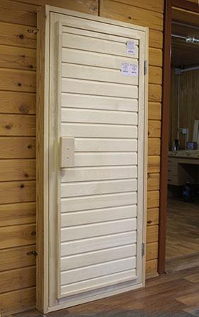 Банные двери